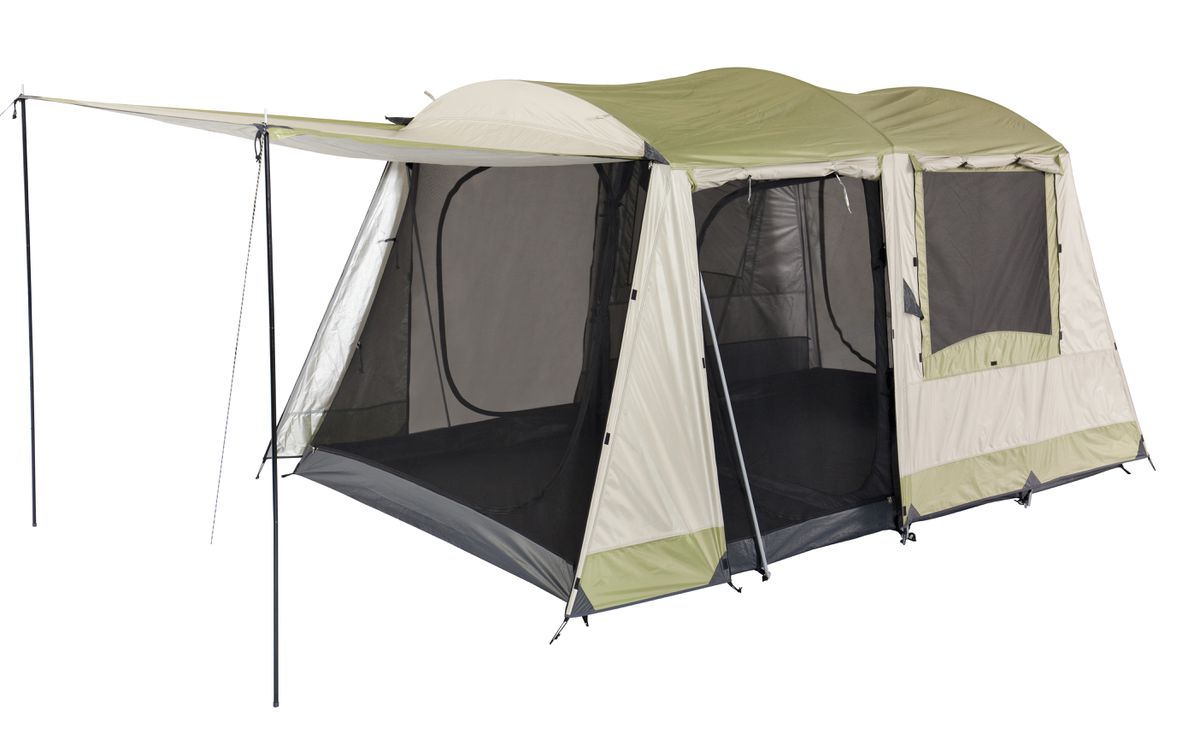 Oztrail Sundowner 6 Person Dome Tent - Cream and Eucalyptus. Loading zoom  sc 1 st  Takealot.com : oztrail dome tent - memphite.com