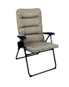 Oztrail - Coolum 5 Position Arm Chair - 150kg