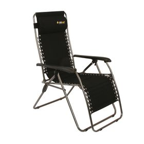 Oztrail - Sun Lounge Daybreak Chair - 120KG