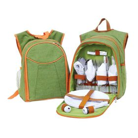 Eco - Four Person Picnic Backpack - PCB02