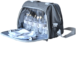 Eco - Four Person Picnic Backpack - CA6415