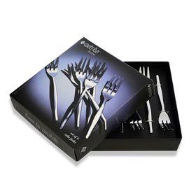 Eetrite - Slimline Cake Forks - 6 Piece Gift Set