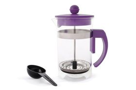 Eetrite - 600ml Coffee Plunger - Purple