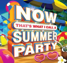 Now That's What I Call A Summer Party (CD)