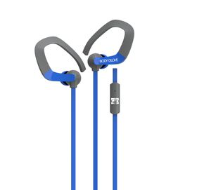 Body Glove Extreme Earclip Headphones - Blue