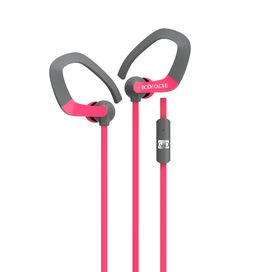Body Glove Extreme Earclip Headphones - Pink