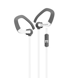 Body Glove Extreme Earclip Headphones - White