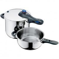 WMF Pressure Cookers PERFECT PLUS 6.5L & 3.0L 22cm- Stainless Steel