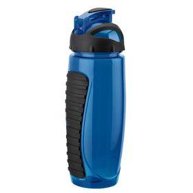 Eco - 650ml Triton Water Bottle - Blue