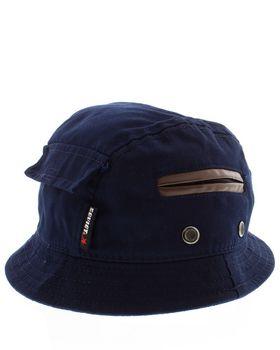 Soviet Bucket Cap - Navy (Size: S)