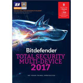 Bitdefender 2017 Total Security Multi Device