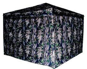 Afritrail - 2 Piece Camo Wall Kit - 3X3M