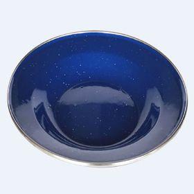 Afritrail - Enamelware Soup Plate