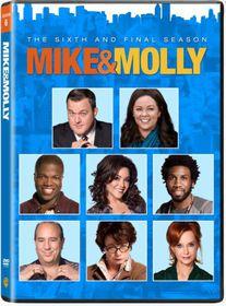 Mike & Molly Season 6 (DVD)