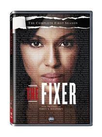 The Fixer Season 1 (DVD)