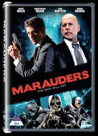 Marauders (DVD)