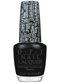 OPI Black Shatter - 15ml