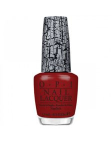 OPI Red Shatter - 15ml