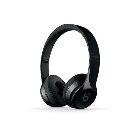 Beats by Dr Dre Solo 3 Wireless On-Ear Headphones - Gloss Black