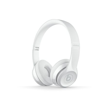 da5cf3eb4ea Beats by Dr Dre Solo 3 Wireless On-Ear Headphones - Gloss White | Buy  Online in South Africa | takealot.com