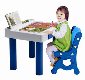 KiddyPlay Activity Desk and Chair