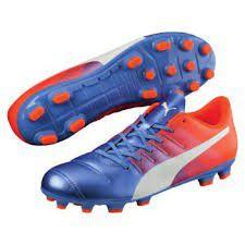 evopower football boots