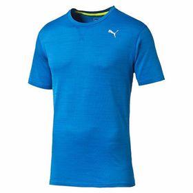 Men's Puma Rebel-Run Short Sleeve Tee