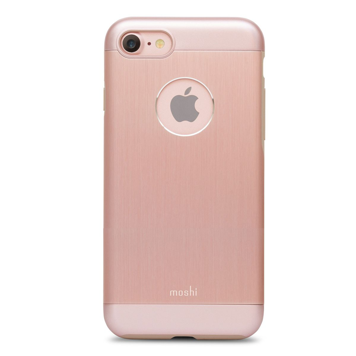 moshi armour case for apple iphone 7 golden rose buy. Black Bedroom Furniture Sets. Home Design Ideas