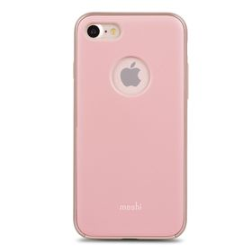 Moshi iGlaze Case for Apple iPhone 7 - Blush Pink