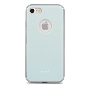 Moshi iGlaze Case for Apple iPhone 7 - Powder Blue