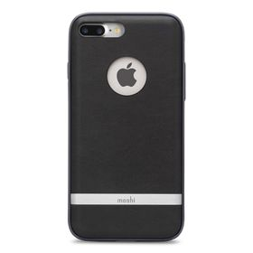 Moshi Napa Case for Apple iPhone 7 Plus - Charcoal Black