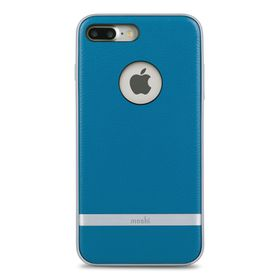 Moshi Napa Case for Apple iPhone 7 Plus - Marine Blue