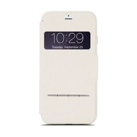 Moshi SenseCover Case for Apple iPhone 7 - Stone White