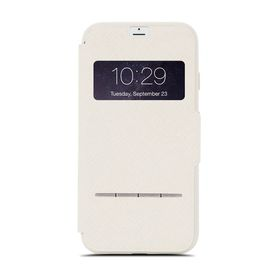 Moshi SenseCover Case for Apple iPhone 7 Plus - Stone White