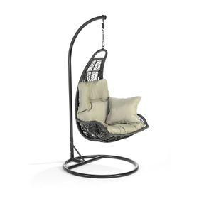 Cielo - Jasper Hanging Chair - Black