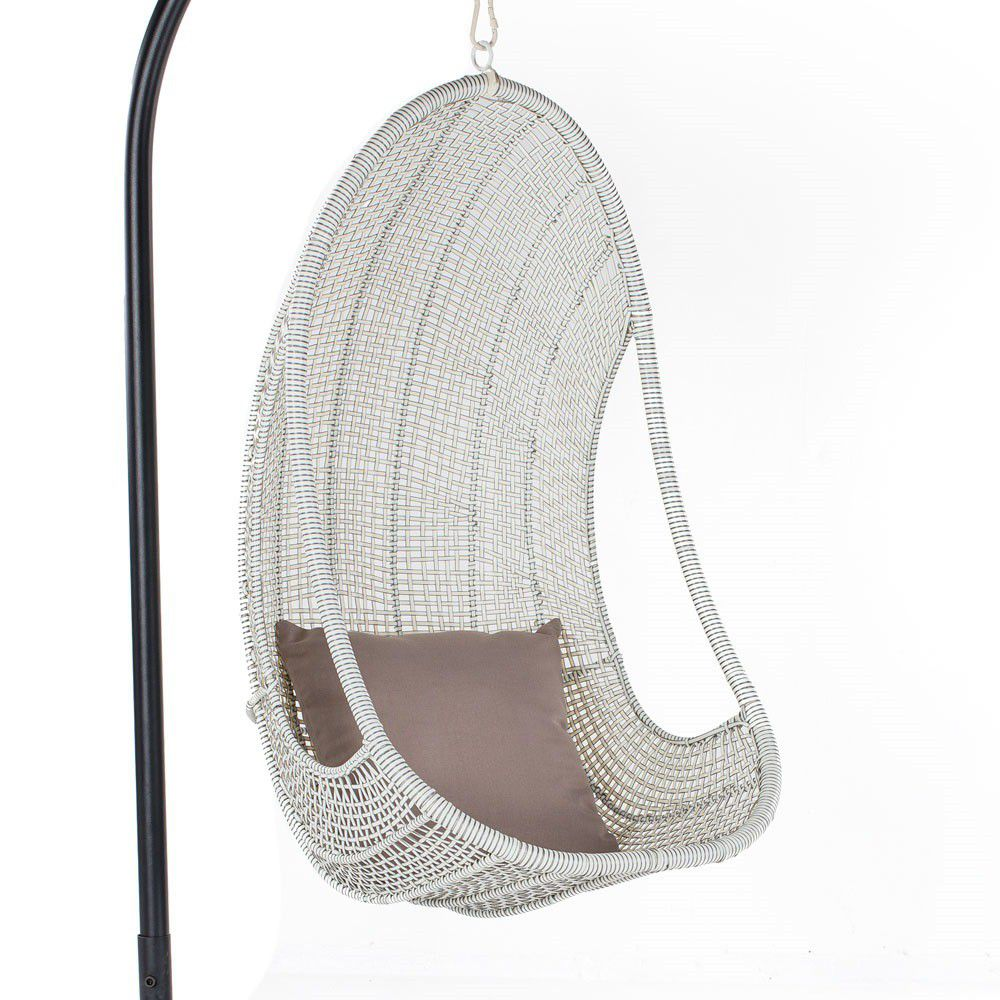 Cielo   Atilla Hanging Chair   White ...