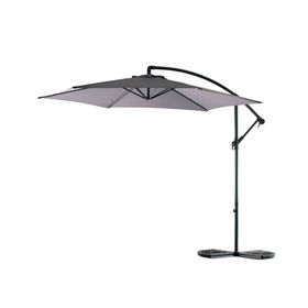 Cielo - Cantilever Umbrella - Grey