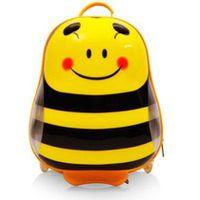 Bee Luggage Bag Yellow 35Cm
