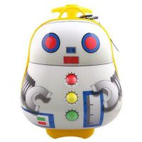 Robot Luggage Bag 35Cm