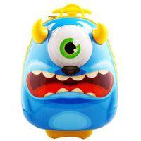 Blue Monster Luggage Bag 35Cm