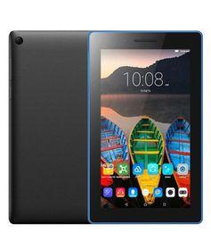 """Lenovo Essential Tab 3 710 7"""" 16GB WiFi & 3G Tablet - Black"""