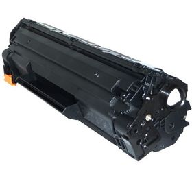 HP Compatible 35A (CB435A) Laser Toner Cartridge - Black
