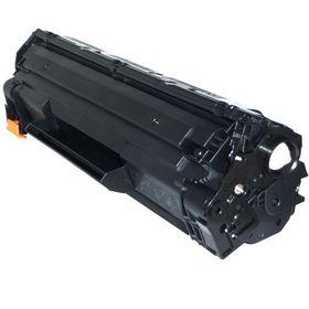 HP Compatible 85A (CE285A/Canon 725) Laser Toner Cartridge - Black