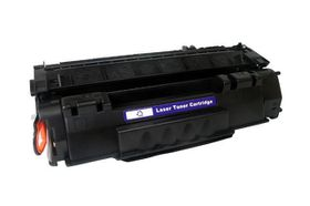 HP Compatible 49A (Q5949A) Laser Toner Cartridge - Black
