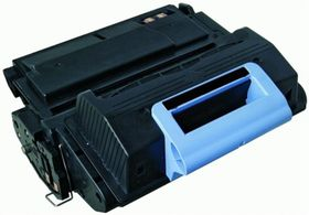 HP Compatible 45X (Q5945X) Laser Toner Cartridge - Black