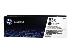 HP 83X (CF283X) Laser Toner Cartridge - Black
