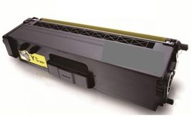 Brother Compatible TN369 Laser Toner Cartridge - Yellow