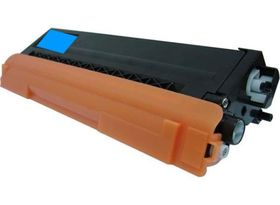 Brother Compatible TN348 Laser Toner Cartridge - Cyan
