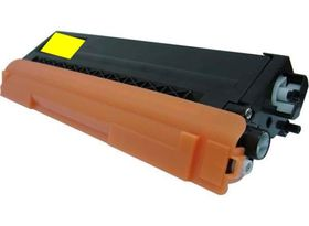 Brother Compatible TN348 Laser Toner Cartridge - Yellow