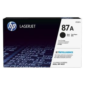 HP 87A (CF287A) Laser Toner Cartridge - Black